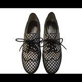 Michael Kors Shoes | Michael Kors Oxfords | Color: Black/White | Size: 8
