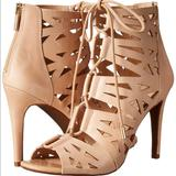 Jessica Simpson Shoes   Jessica Simpson Emerita Nude Dress Pumps   Color: Cream   Size: 10