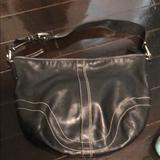 Coach Bags   Coach Purse Black Leather   Color: Black   Size: Os