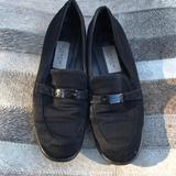 Coach Shoes | Coach New York Loafers Shoes Sz 6b | Color: Black | Size: 6