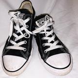 Converse Shoes | Converse Black Chuck Taylor Sneakers | Color: Black | Size: Kids 3