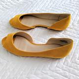 Nine West Shoes   Nine West Yellow Flats   Color: Gold/Yellow   Size: 7.5
