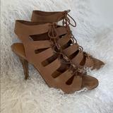 Madewell Shoes   Madewell Lucienne Lace Up Sandals   Color: Brown/Tan   Size: 7