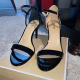 Michael Kors Shoes   New Michael Kors Simone Mid Sandal Heels   Color: Black   Size: 10