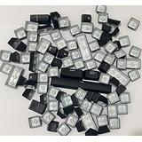 for G610 Logitech Keyboard keycaps, 104-key Spare keycaps for Mechanical Gaming Keyboards
