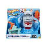 Hot Wheels Toy Cars and Trucks - Hot Wheels City Robo Shark Loop