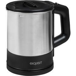 exquisit Wasserkocher WK 3602 swi, 1 l, 1200 W schwarz SOFORT LIEFERBARE Haushaltsgeräte
