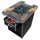 Suncoast Arcade 60 Games Cocktail Arcade Game, Size 27.5 H x 22.0 W x 34.5 D in | Wayfair SCC602PL-CHRM