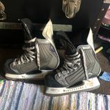 Nike Shoes   Nike Ice Skates   Color: Black/Blue   Size: 4.5bb