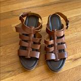 Madewell Shoes   Madewell Clog Sandals   Color: Brown   Size: 9