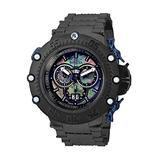 Invicta 52mm Subaqua Noma VII Shutter Swiss Chrono Black Label Diamond Stainless Steel Watch