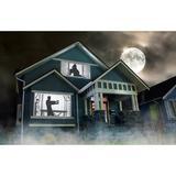 Holiscapes Atmosfx Tricks Or Treats DVD Halloween Digital Decoration | Wayfair Atmos-DVD-TT
