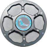 Kondor Blue Aluminum Body Cap for Canon EF Mount Cameras (Space Gray) KB_CANON_BC