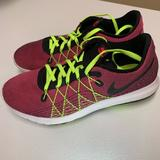 Nike Shoes   Nike Fury 2 Running Shoes 6.5y Womens 8   Color: Black/Pink/Yellow   Size: 6.5y Or 8 Womens