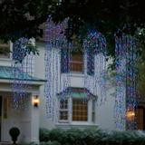 Multi-Colored Weeping Willow Lights - 6Ft - Grandin Road