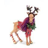 Christmas Molly Moose Fa La La Figure - Grandin Road