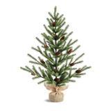 "Christmas Mantle Tree - 36"" - Grandin Road"