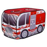 Sunny Days Pop Up Fire Truck, Red