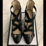 Nine West Shoes   Nine West Andrew Block Heel   Color: Black   Size: 10