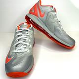 Nike Shoes   Nike Air Max Lebron Xi Low (Gs) Basketball Shoes   Color: Gray/Red   Size: 6.5ywomen'S Size 8