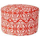 Harriet Bee Small 100% Cotton Bean Bag Cover Cotton/Cotton Blend/Scratch/Tear Resistant, Size 9.1 H x 15.7 W x 15.7 D in | Wayfair