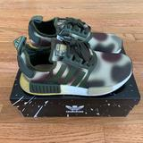Adidas Shoes | Adidas Nmd R1 Star Wars Cargo Brown Womens Shoes | Color: Brown/Green | Size: Various