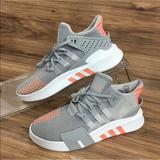 Adidas Shoes | Adidas Originals Eqt Basketball Adv Womens | Color: Orange/Silver | Size: 10