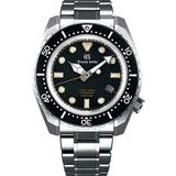Grand Seiko Sport Diver's 46.9mm Titanium Watch SBGH255