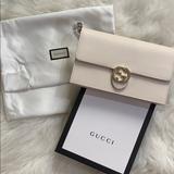 Gucci Bags | Brand New Gucci Crossbody Bag | Color: Cream/White | Size: Os