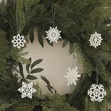 Cut Out Snowflake Ornaments - Ballard Designs