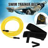 ActivePRO 4M Swim Belt   Water Aerobics Equipment   Swim Trainer   Swimming Resistance Belt   Pool Exercise Equipment for Adults
