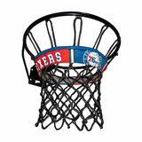 NetBandz Black Philadelphia 76ers NBA Basketball Net