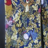 Disney Accessories | Disney Winnie The Pooh Silk Men'S Tie | Color: Blue/Gold | Size: Os