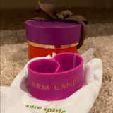 Kate Spade Jewelry | Kate Spade Snap Bracelet | Color: Pink | Size: Os