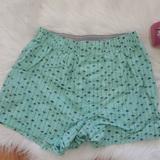 J. Crew Underwear & Socks | Jcrew Palm Tree Green Boxers | Color: Blue/Green | Size: S