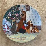 Disney Other | Disney Collectors Plates | Color: black | Size: Os