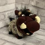 Disney Toys | Lion King Broadway Pumbaa Plush Stuffed Animal Toy | Color: Purple | Size: 6 Inches