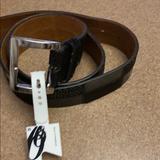 Nine West Accessories   New Nine West Belt   Color: Black   Size: M 38.5l Wo Buckle X 1.5w