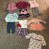 Disney Matching Sets   12 Mo Clothes Izod Youngland Disney Hello Kitty   Color: Pink   Size: 12mb