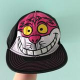 Disney Accessories   Disney Alice In Wonderland Cheshire Cat Hat   Color: Black/Pink   Size: Os