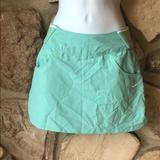 Nike Skirts | New Nike Drifit Maria Sharapova Tennis Skirt S | Color: Green/White | Size: Small 4-6