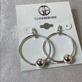 Giani Bernini Jewelry | New Giani Bernini Sterling Silver Earrings | Color: Silver | Size: Os