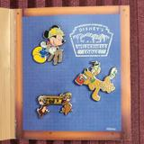 Disney Accessories   New Disney Pin Set From The Wilderness Lodge   Color: Gold/Yellow   Size: Os