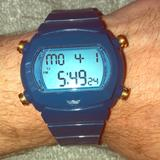 Adidas Accessories | Mens Adidas Candy Chronograph Watch Blue | Color: Blue | Size: Os