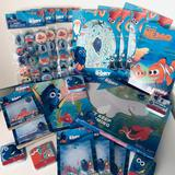 Disney Party Supplies   Disneys Pixar Finding Dory Nemo Party Prize Pack   Color: Blue/Pink   Size: Os