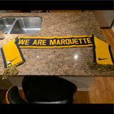 Nike Accessories | Marquette University Nike Scarf. Nwot | Color: Gold | Size: Os