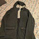 Columbia Jackets & Coats | Columbia Sweatshirtsherpa Jacket | Color: Gray | Size: L