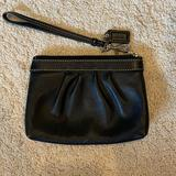Coach Accessories | Coach Wristlet | Color: Black | Size: Os