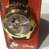Disney Other   Disney Mickey Mouse Quartz Analog Watch New In Box   Color: Gold/Silver   Size: Os