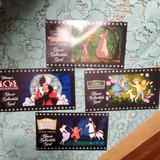 Disney Other | Disney Classic Collectible Card Lot | Color: Black/Blue | Size: Os
